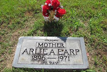 Arlie Avenell <i>Flatt</i> Earp