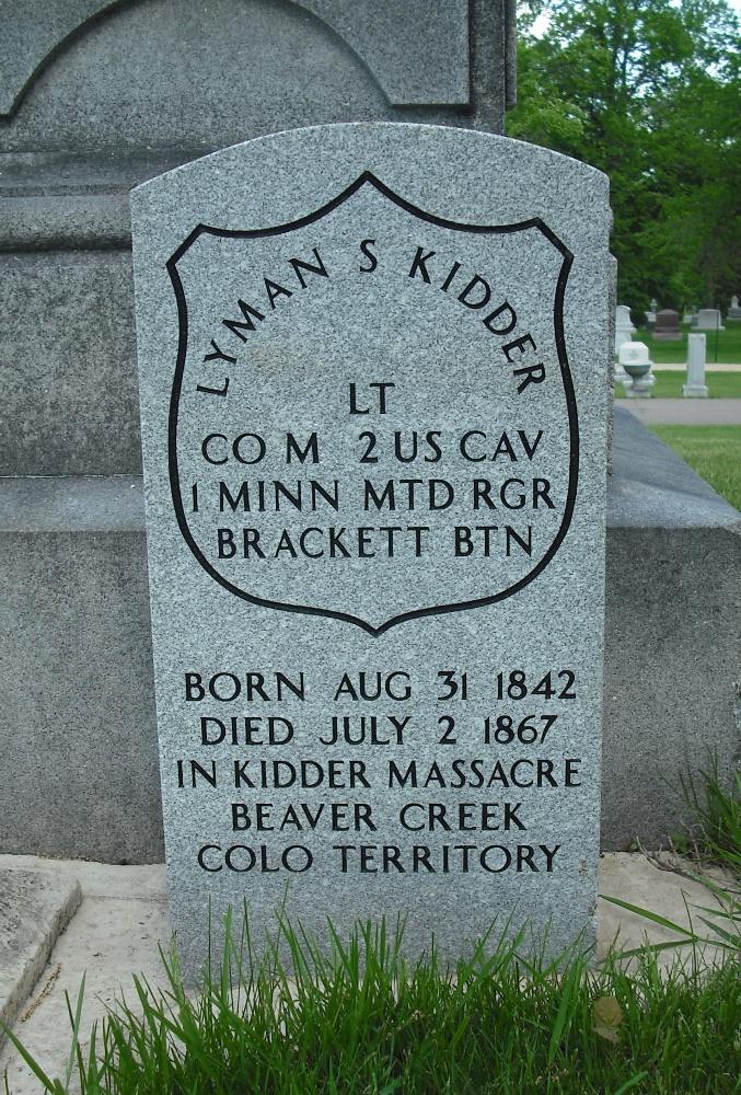 2LT Lyman S. Kidder