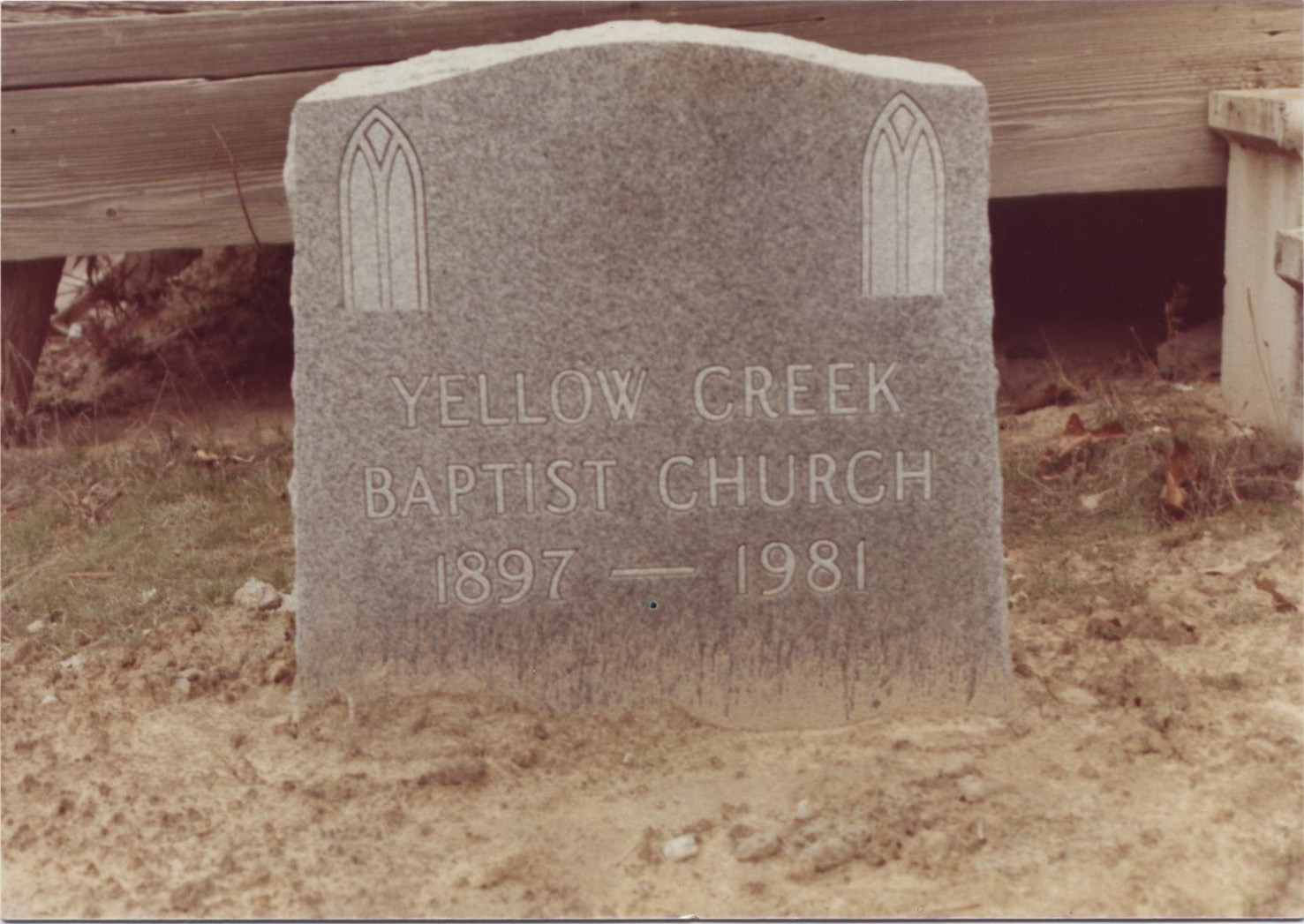 Yellow Creek Church Cemetery