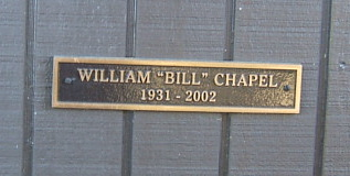 William Greer Bill Chapel