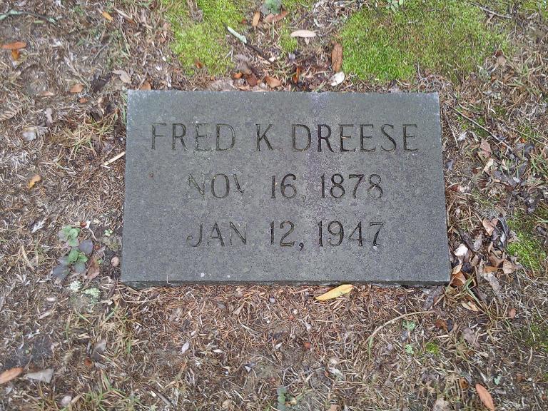 Frederick Krenson Dreese