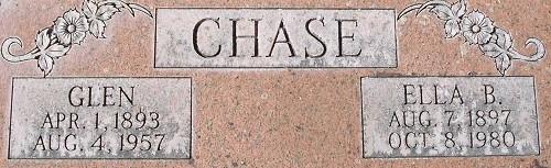 Glen Chase