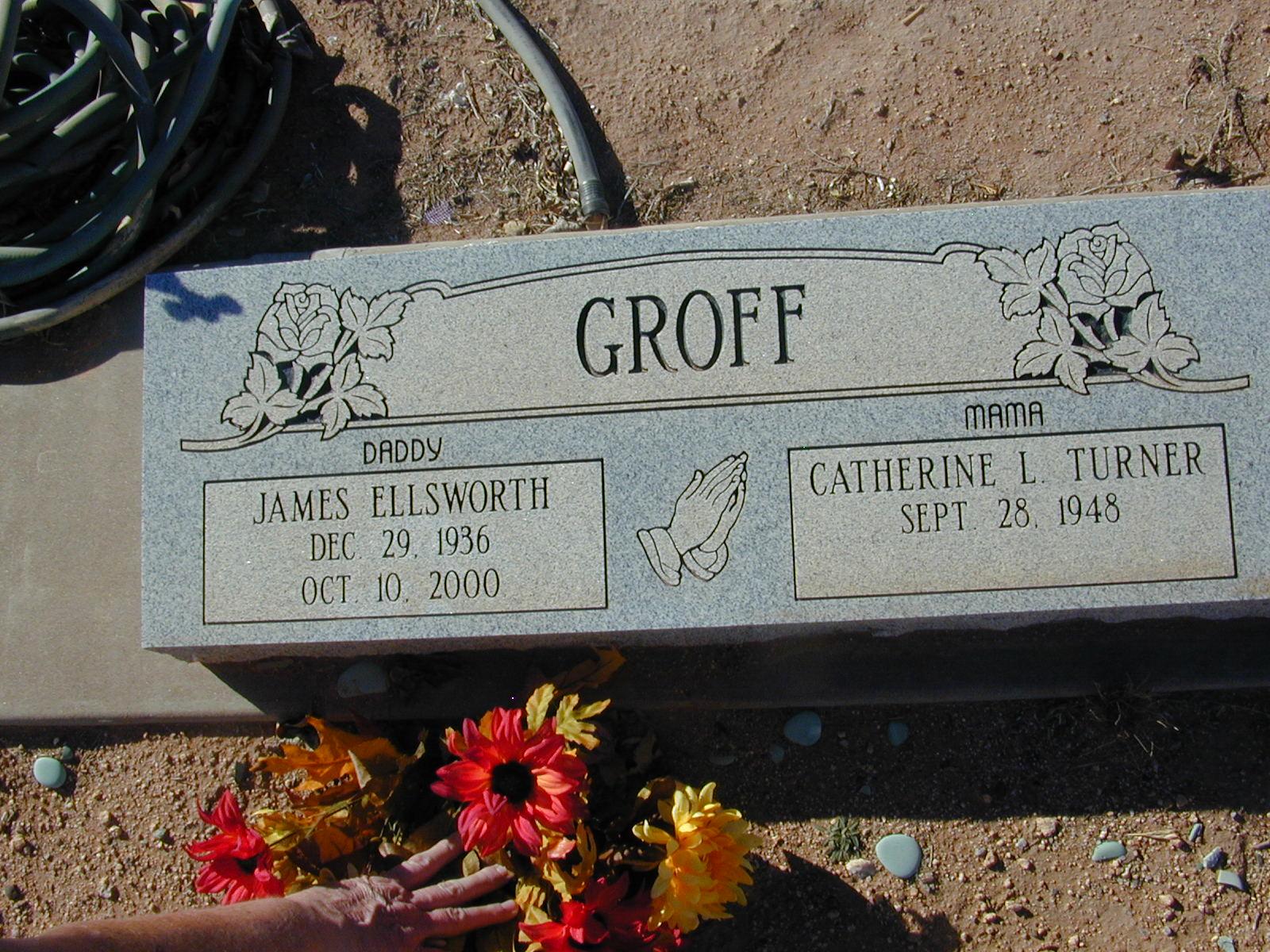 James Ellsworth Groff 1936 2000 Find A Grave Memorial