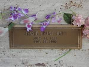 Jessie <i>Grant</i> Batt