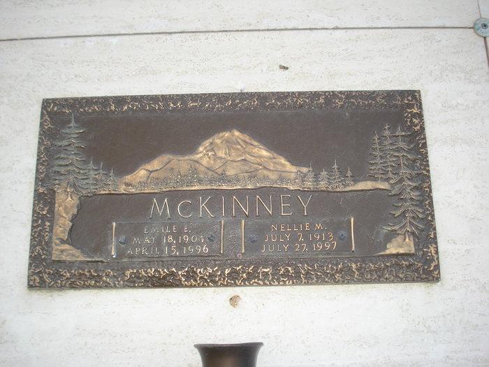 Nellie M. McKinney