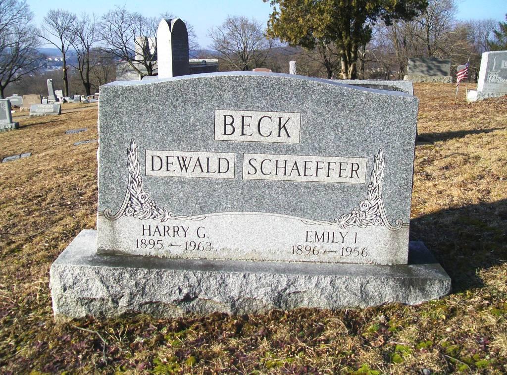 Emily I. Beck