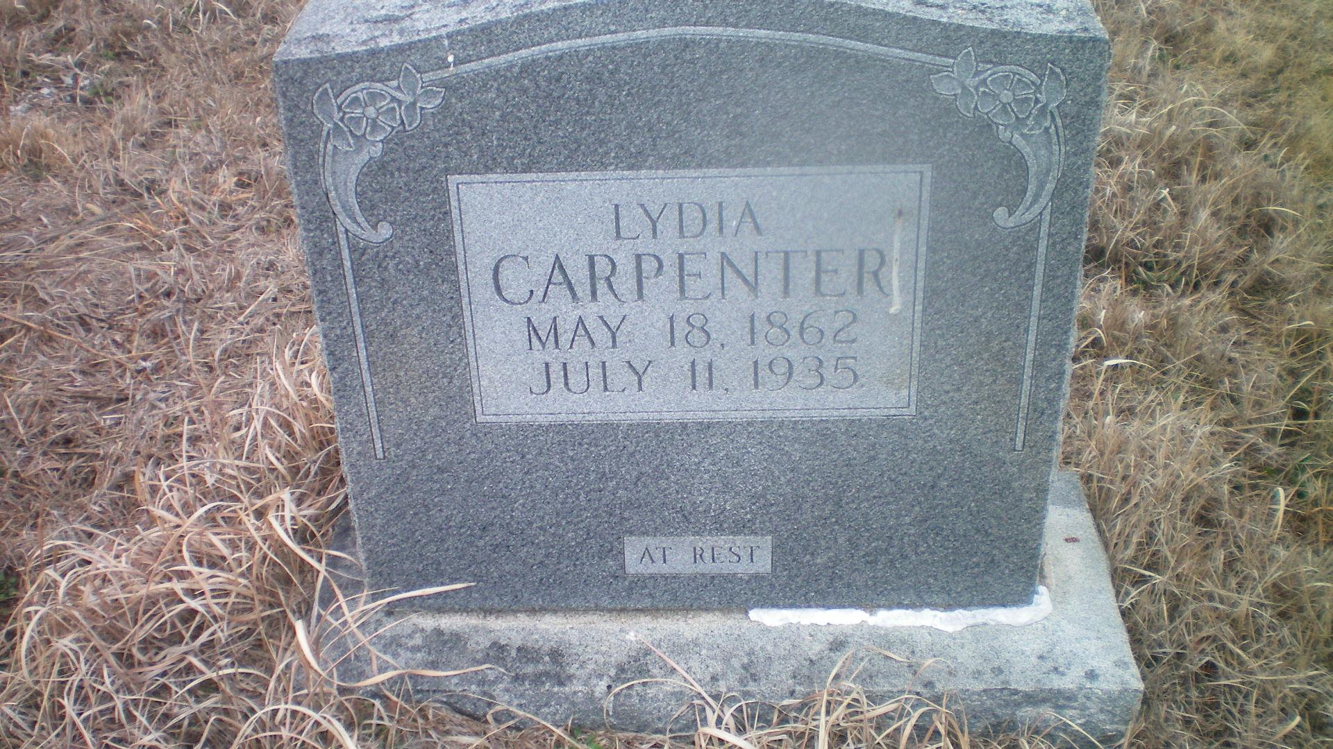 Lydia Carpenter