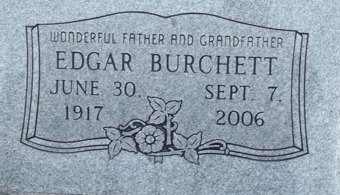 Edgar Burchett