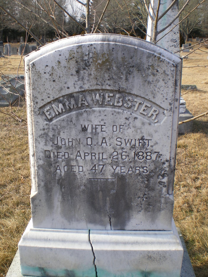 Emma <i>Webster</i> Swift
