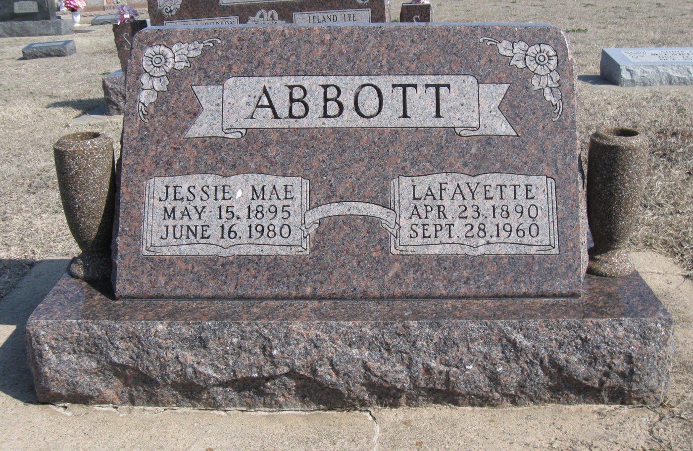Jessie Mae Abbott