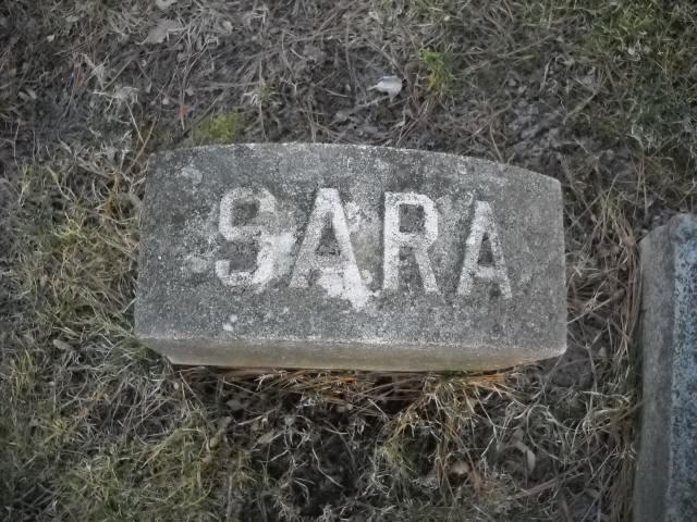 Sara Louise <i>Andrew</i> Shafer