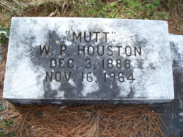 W P Mutt Houston