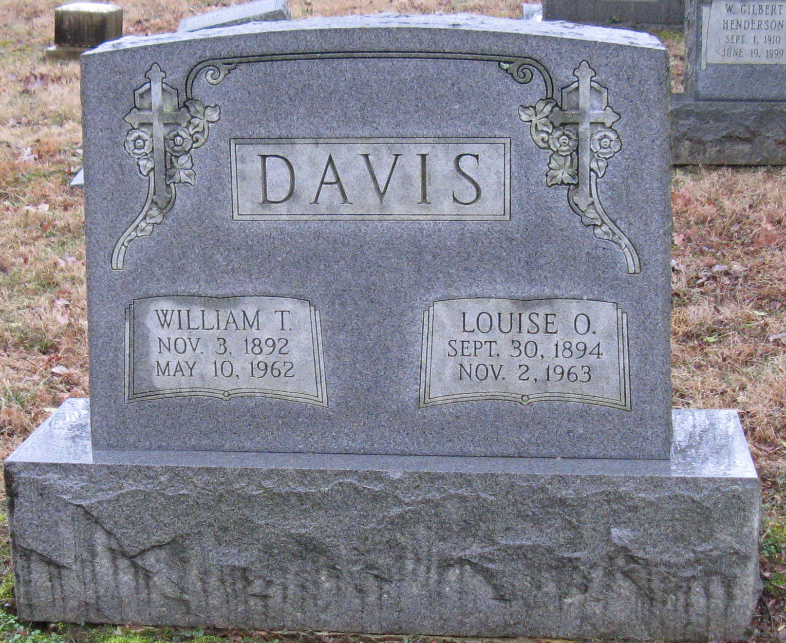 William Thomas Davis