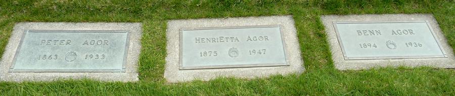 Henrietta <i>Powell</i> Agor