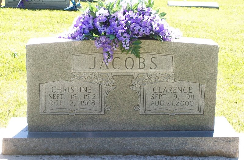 Clarence Jacobs