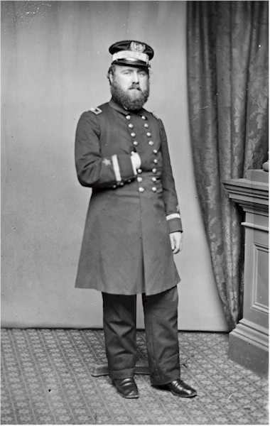 CDR William Bainbridge Renshaw