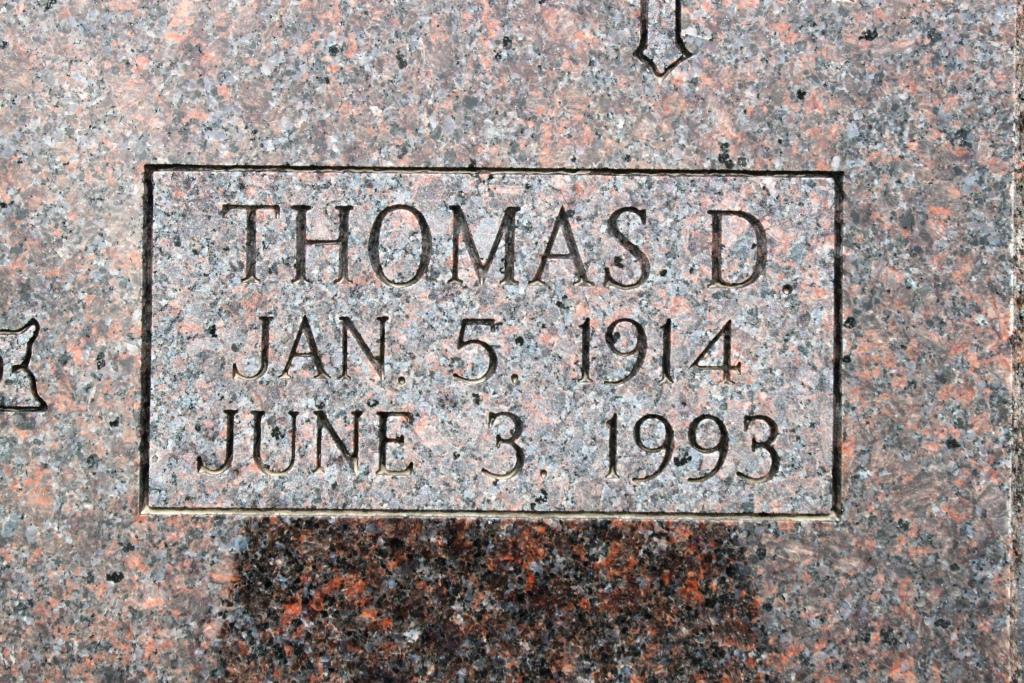 Thomas David Aitken