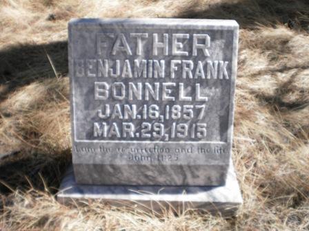Benjamin Franklin Bonnell
