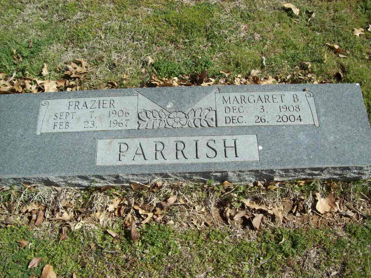 Margaret Bernice <i>Everett</i> Parrish