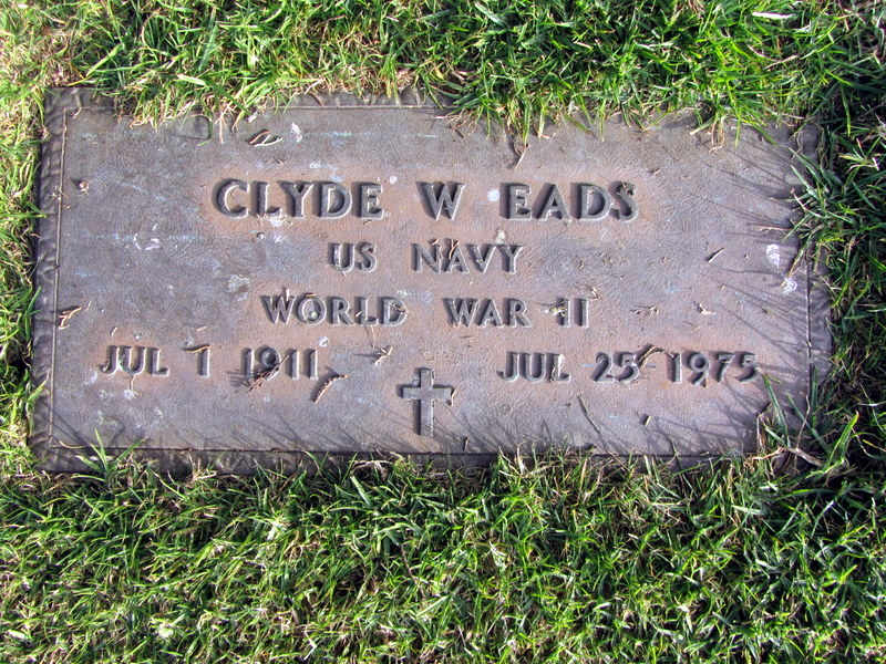 Clyde W Eads