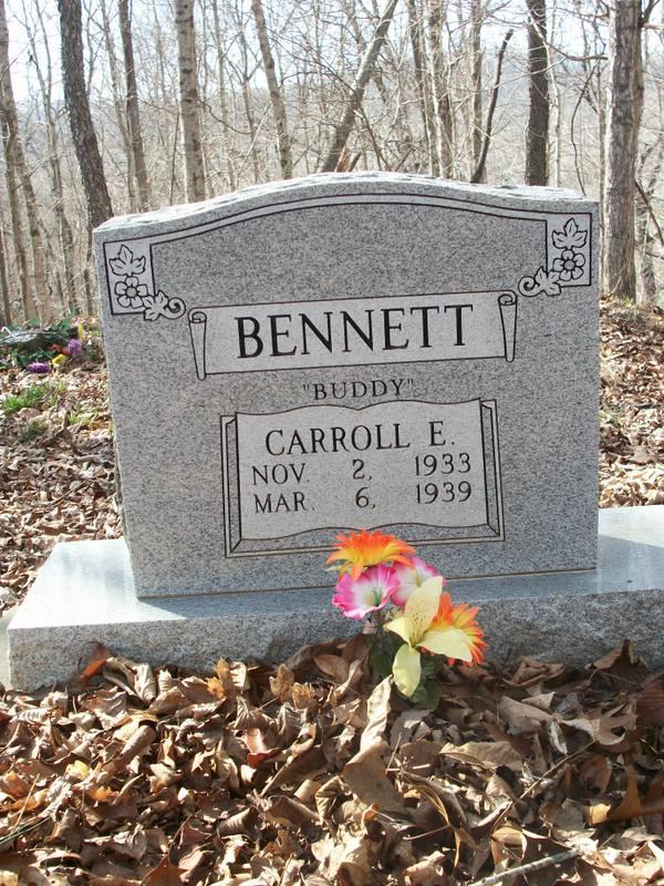 Carroll E. Bennett