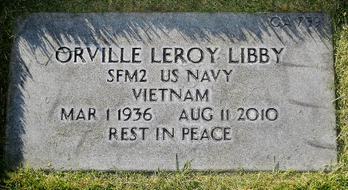 Orville LeRoy Libby