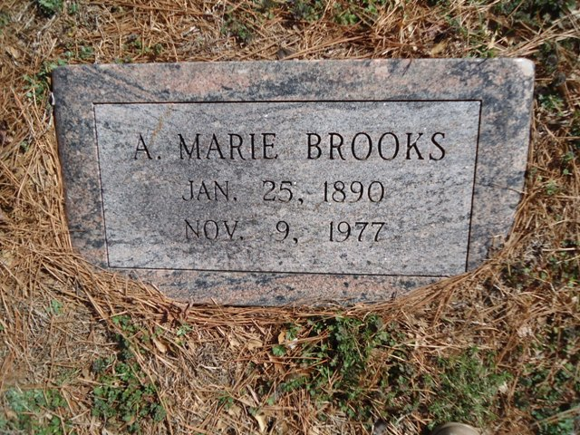Amelia Marie <i>Peters</i> Brooks