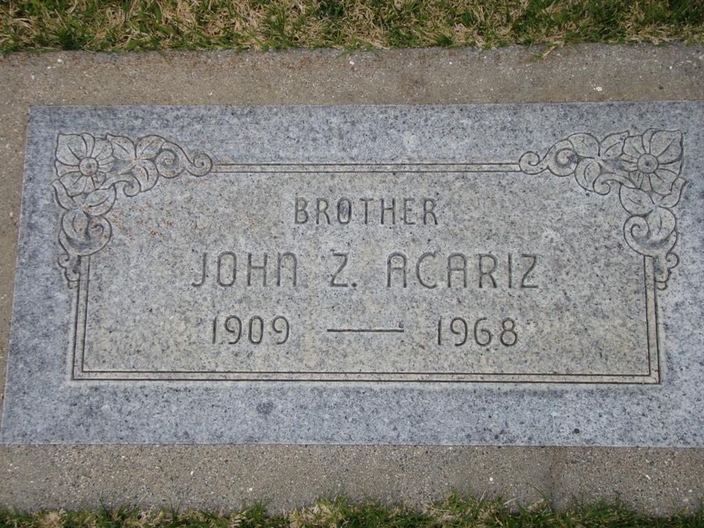John Zanella Acariz