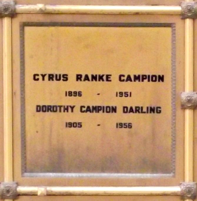 Dorothy <i>Simmonds</i> Darling