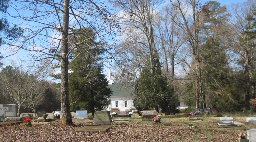 Jefferson Baptist Church Cemetery