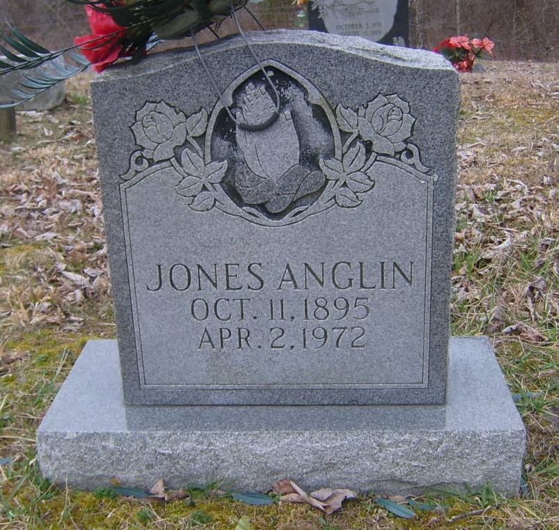 Jones Anglin