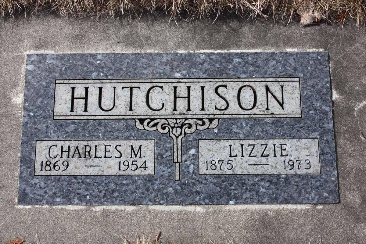 Elizabeth Gardner Lizzie Hutchison