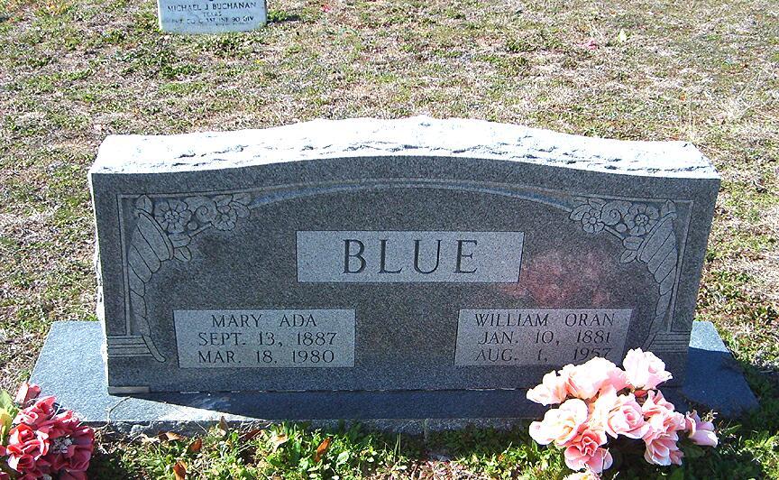 William Oran Blue