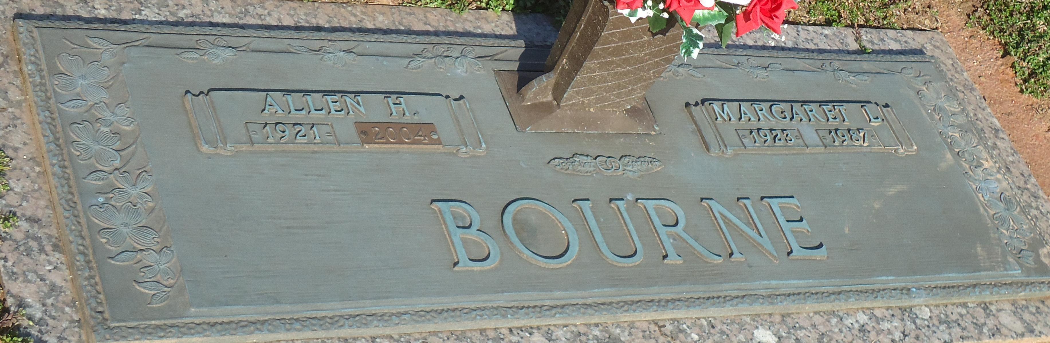 Margaret Adeline Link <i>Lincoln</i> Bourne