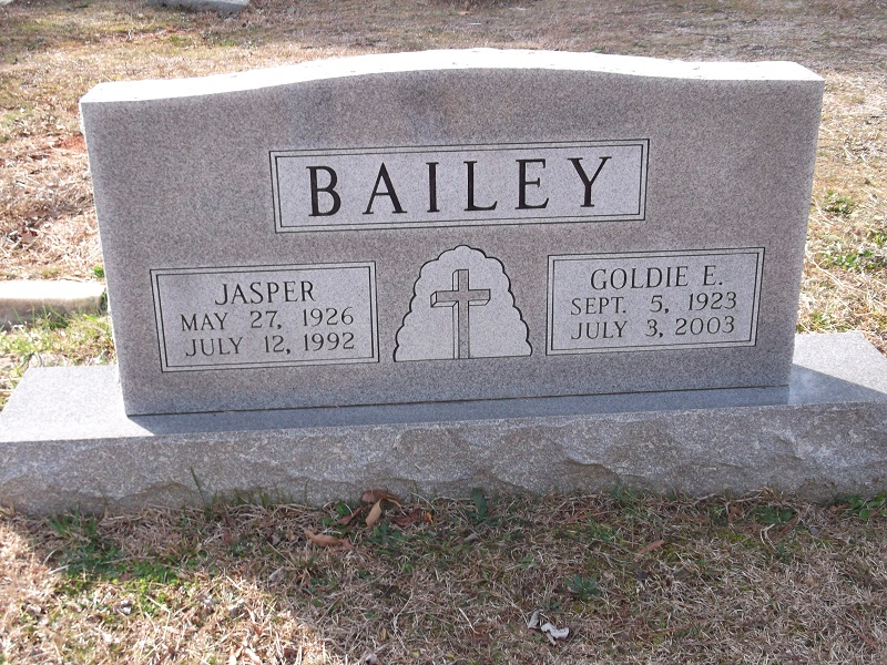 Goldie <i>Earp</i> Bailey