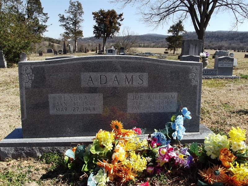 Joseph William Adams