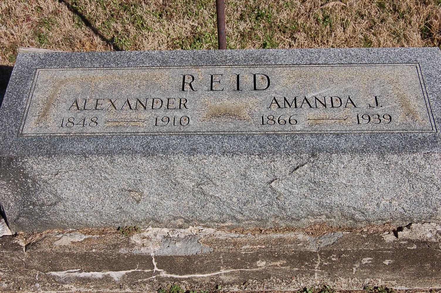 Amanda Jane Alexander amanda jane bottom reid (1866-1939) - find a grave memorial