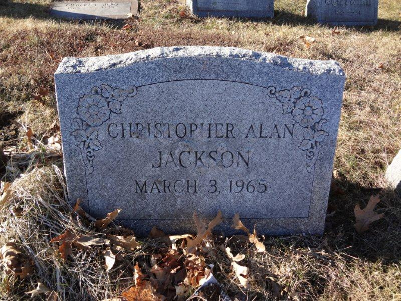 Christopher Alan Jackson