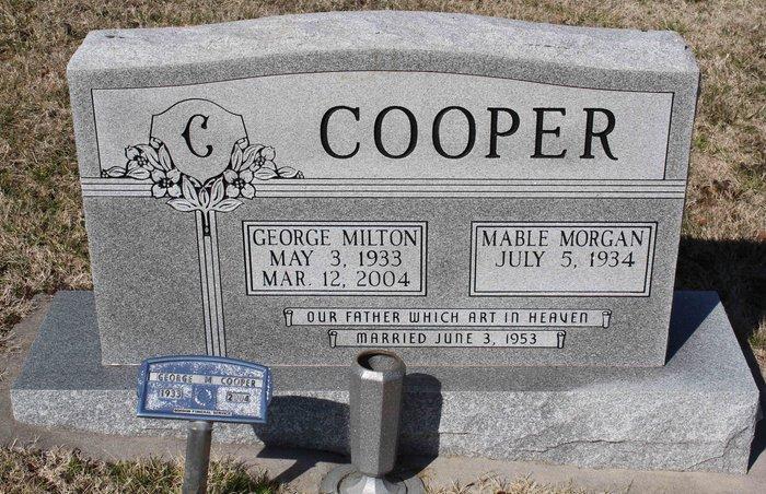 George Milton Cooper