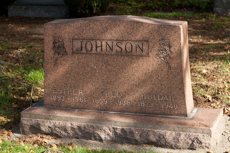 Huldah Johnson