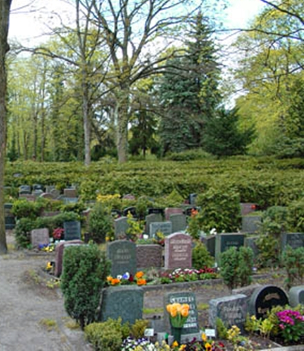 Christophorus Friedhof