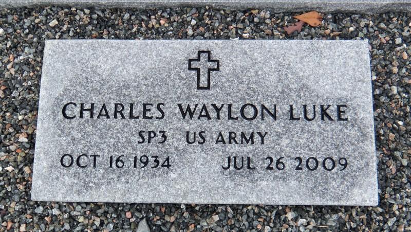 Charles Waylon Luke