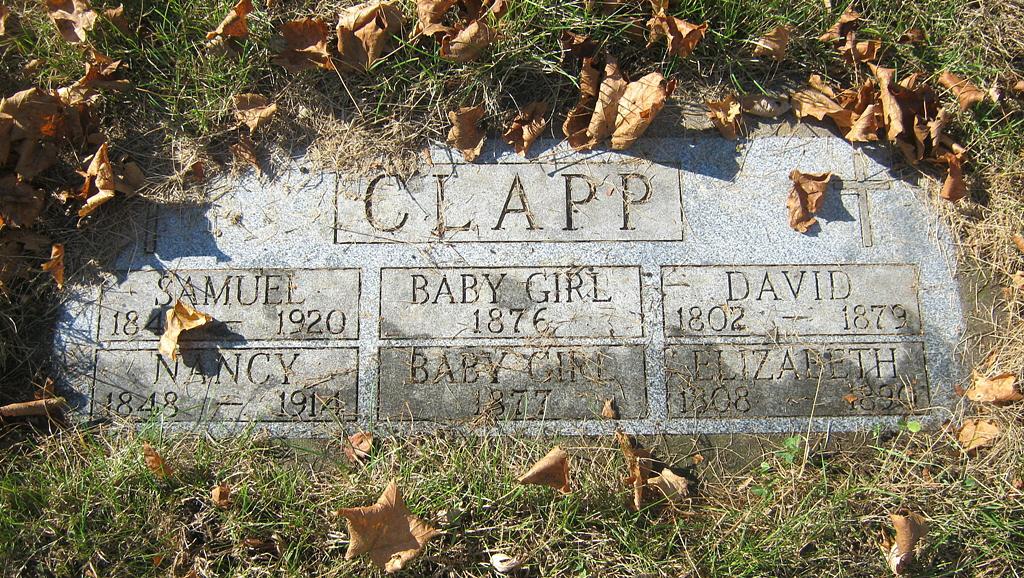 Baby Girl Clapp