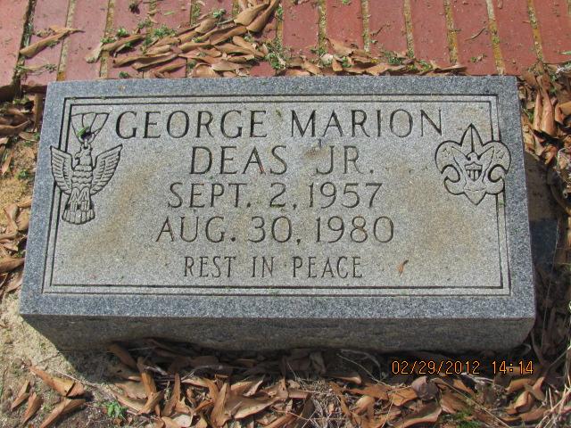 George Marion Deas, Jr