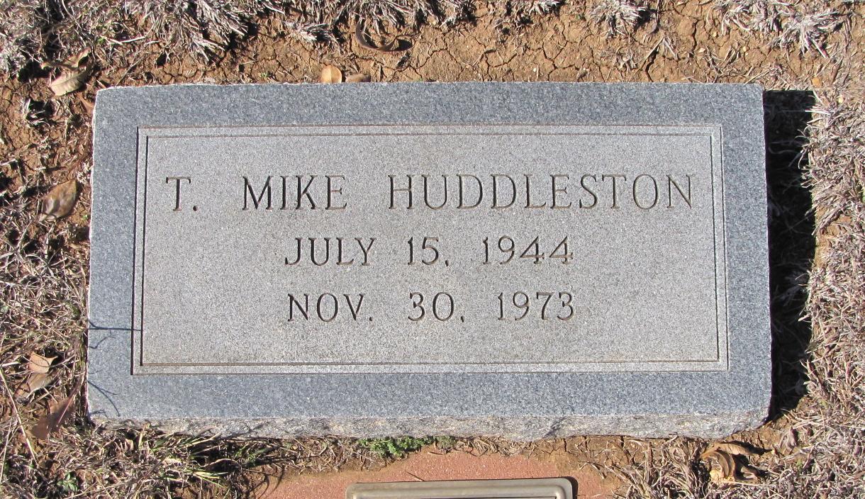 Terry Mike Huddleston