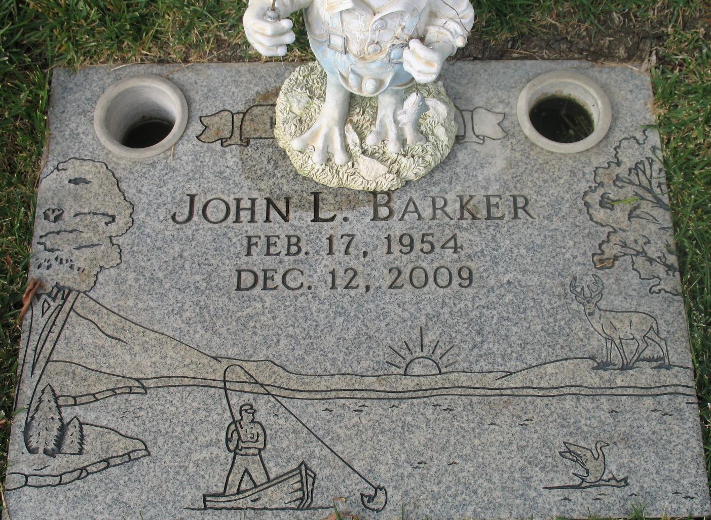 John L. Barker