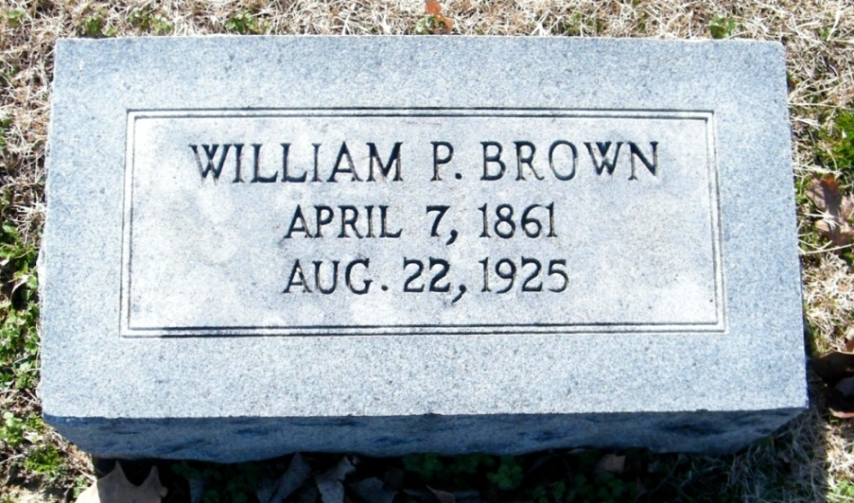 William Person Brown, Sr
