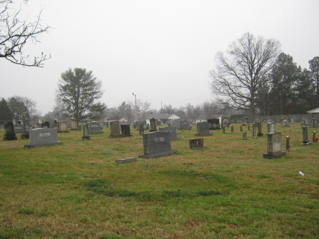 Hickory Chapel Wesleyan Church Cemetery