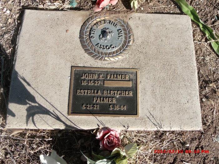 Weltha Estella <i>Bletcher</i> Palmer