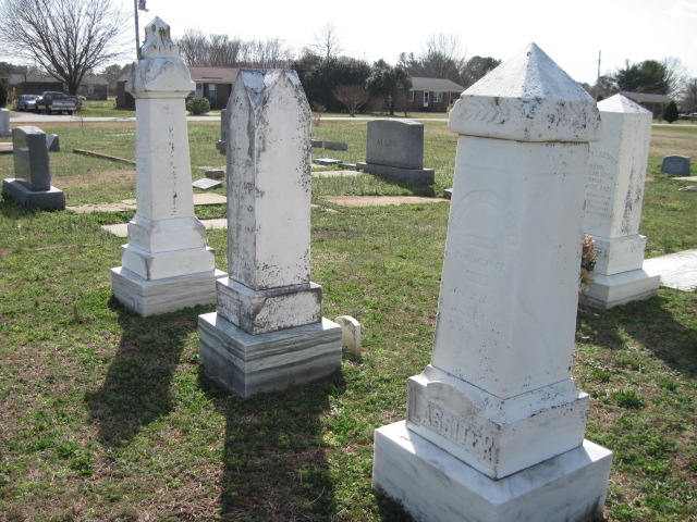 Rich Square Town Cemetery (old)